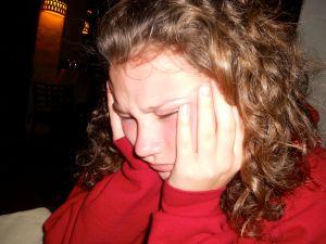 Dania - funny face