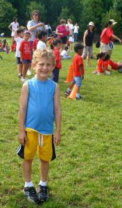 samih at field day